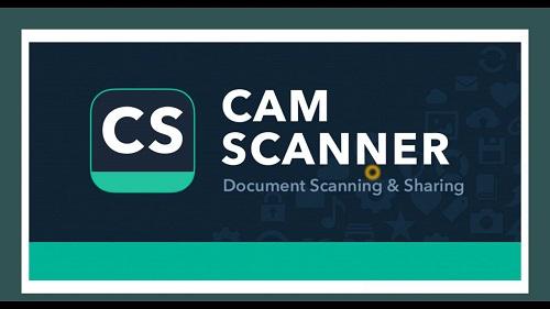 تحميل برنامج كام سكانر CamScanner 2019 للكمبيوتر مجانا