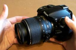 Nikon D3100 Firmware download