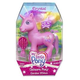 My Little Pony Garden Wishes Unicorn Ponies  G3 Pony