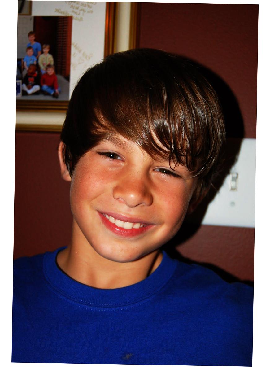 Awesome 12 Year Old Boy Hairstyles Best 2016 Short Hairstyles Gunalazisus