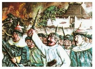 Pemberontakan Orang Cina Di Batavia