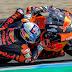 Oliveira y Canet lideraron el último día de test de Moto2 y Moto3 en Jerez