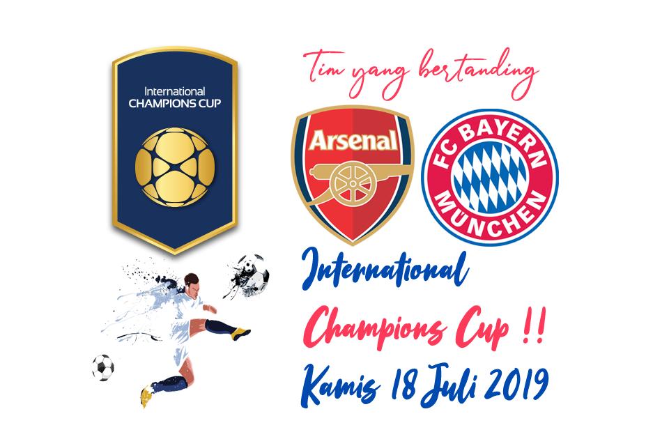 International Champions Cup 18 Juli 2019