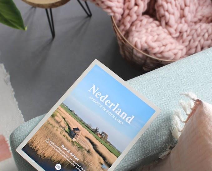Review   Het boek Nederland - vakantie in eigen land van team REiSREPORT