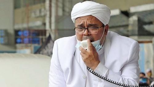 Respons Habib Rizieq Soal Ucapan Amien Rais, Seret Nama Mahfud MD