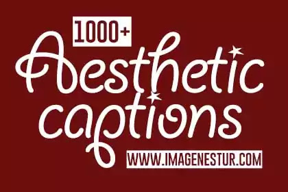 Hello Guys, Are you searching for the top and best short Aesthetic Instagram Captions for your selfie, bio, pictures, photograph, and video posts.