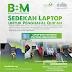 Sedekah Laptop untuk Penghafal Qur'an