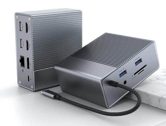 HyperDrive GEN2 12-Port USB-C Hub