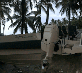 [PHOTOS] Obafemi Martins' $460,000 Rated Iguana 31 Expedition Yacht