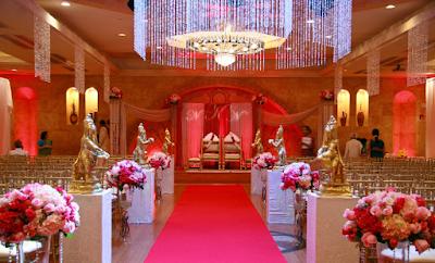 Hvordan kan et indisk bryllupsdekorasjonsselskap hjelpe til med forberedelsene til bryllupet?