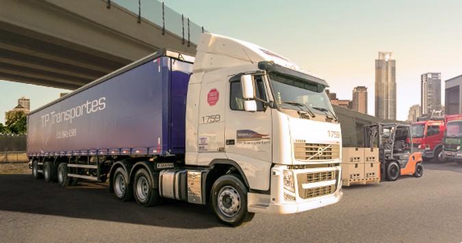 TP Transportes abre vagas para motoristas categoria C, D e E