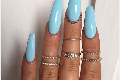 21 Cool And Cute Nail Art For Summer
