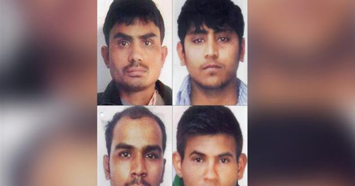 Nirbhaya case: Death sentence for accused,www.thekeralatimes.com