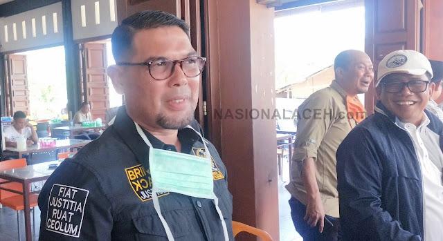 Nasir Djamil Dukung Langkah Bupati Bagikan Lahan HGU PT.CA Pada Rakyat