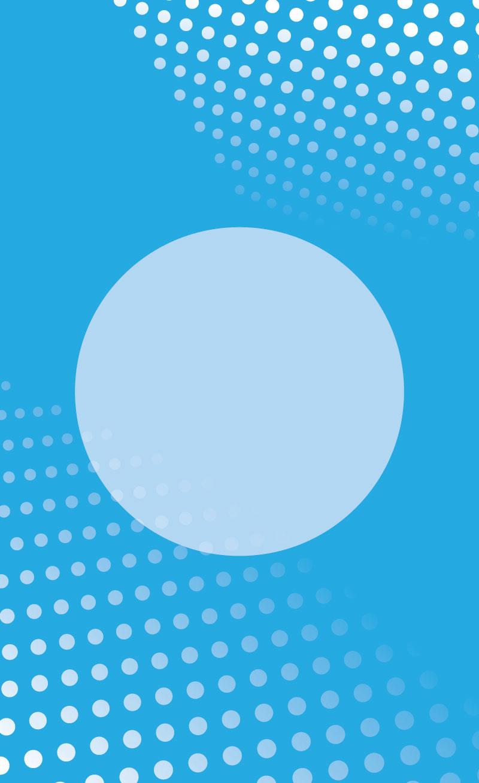 id card tema lingkaran