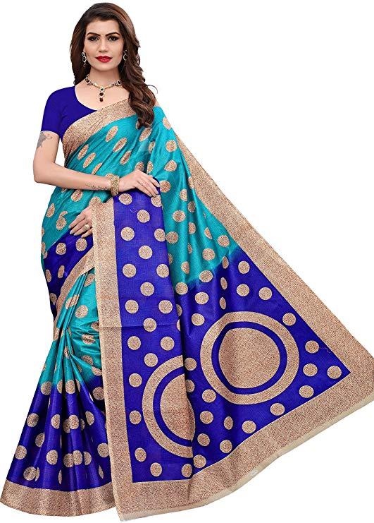 Bhagalpuri style saree