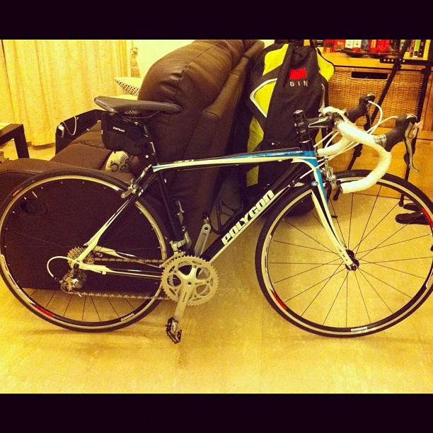 Road Bike Rodalink: Bikejitsu: Unfolding To Road Bike