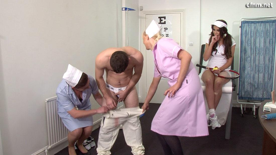 naked girls in towel butt