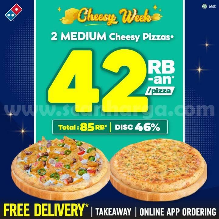 Promo Dominos Pizza Terbaru Mei 2021