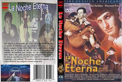 La noche eterna / Carátula / Descargar