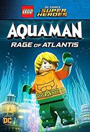 LEGO DC Comics Super Heróis Aquaman A Fúria de Atlântida Dublado