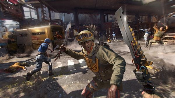 Dying light 2 Free Download Torrent