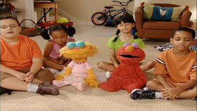 Sesame Street Happy Healthy Monsters. 3