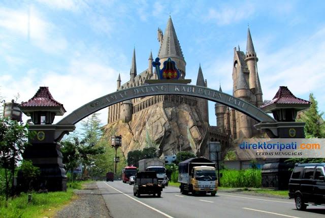 Foto Pati Kota Hogwarts van Java