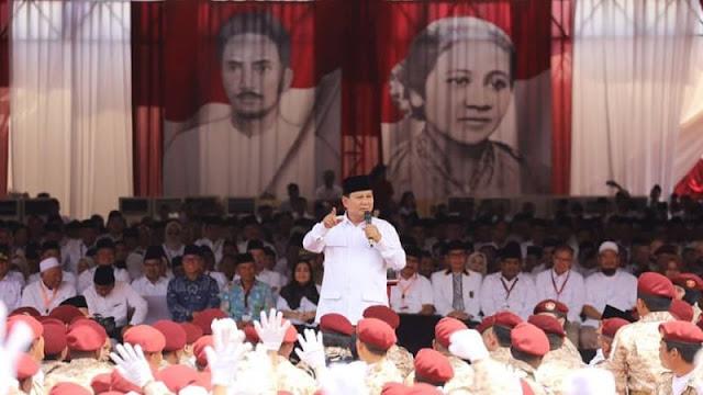 Politikus PDIP: Kami Apresiasi Kenekatan Prabowo Deklarasi Capres