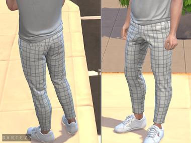 Slim Casual Pants