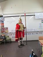 Romans a l'escola