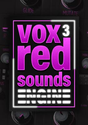 Cover Red Sounds - Vox Engine 3 (KONTAKT)