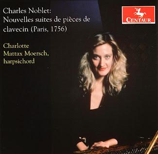 NOBLET, C. - Nouvelles Suites de Pièces de Clavecin