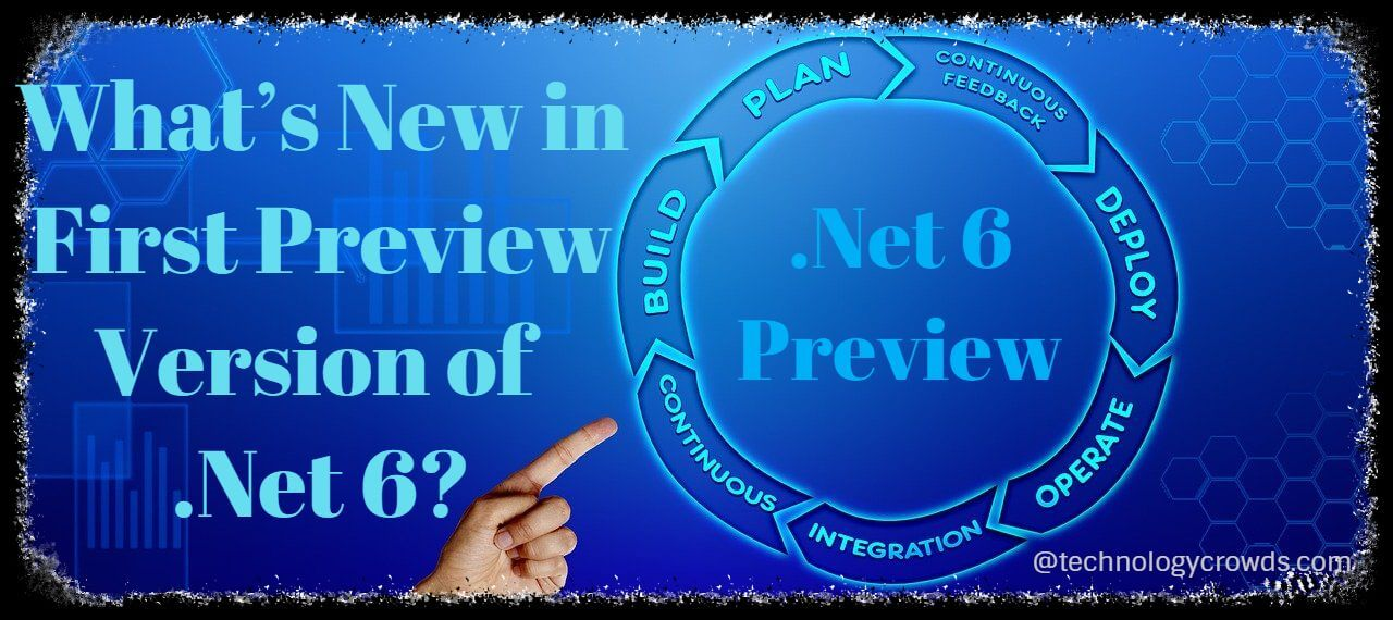 What's new in first preview version of .Net 6?