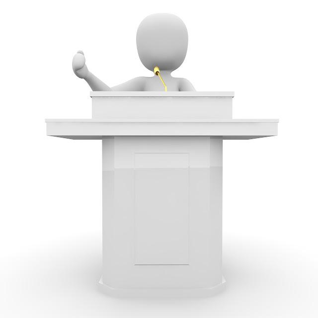 Contoh Pidato Bahasa Inggris Yang Mudah dipahami, Singkat Dan Artinya