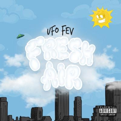 UFO FEV - Fresh Air (2020) - Album Download, Itunes Cover, Official Cover, Album CD Cover Art, Tracklist, 320KBPS, Zip album