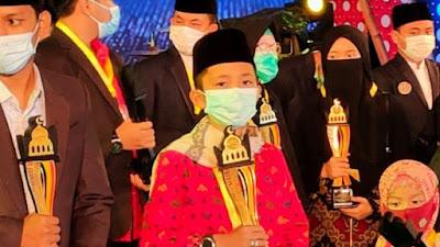 Profil Lengkap Imran, Anak Berbakat Asal Bone Juara 3 Tilawah Nasional