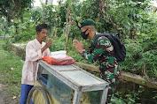 Jumat Berkah Prajurit Batalyon Mandala Yudha Kostrad