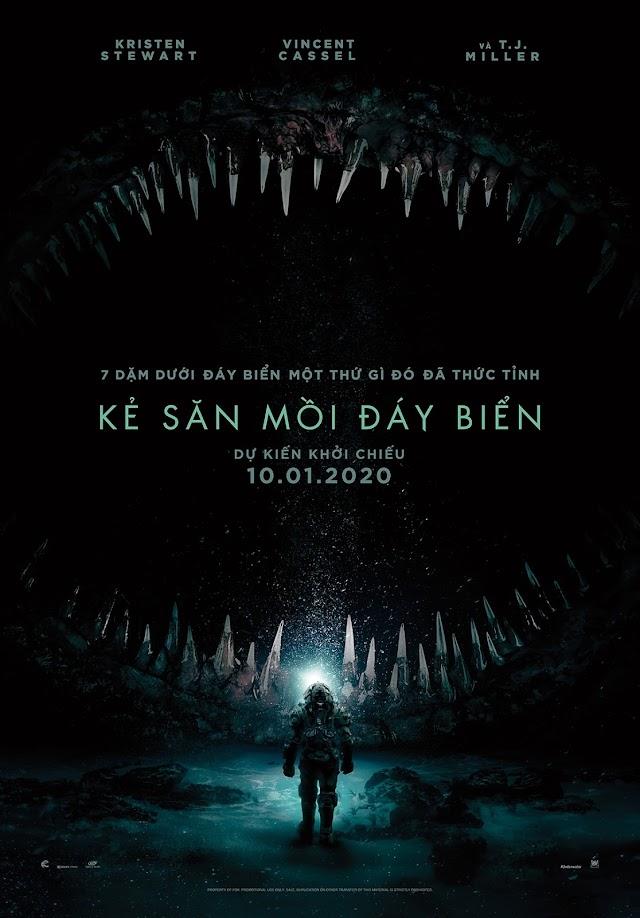 Review phim Underwater – Kẻ săn mồi biển sâu