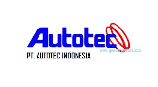 Lowongan Kerja 2020 PT. Autotech Indonesia - Purwakarta