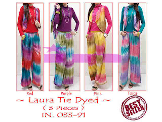 Stelan Laura Tie Dyed fit to L