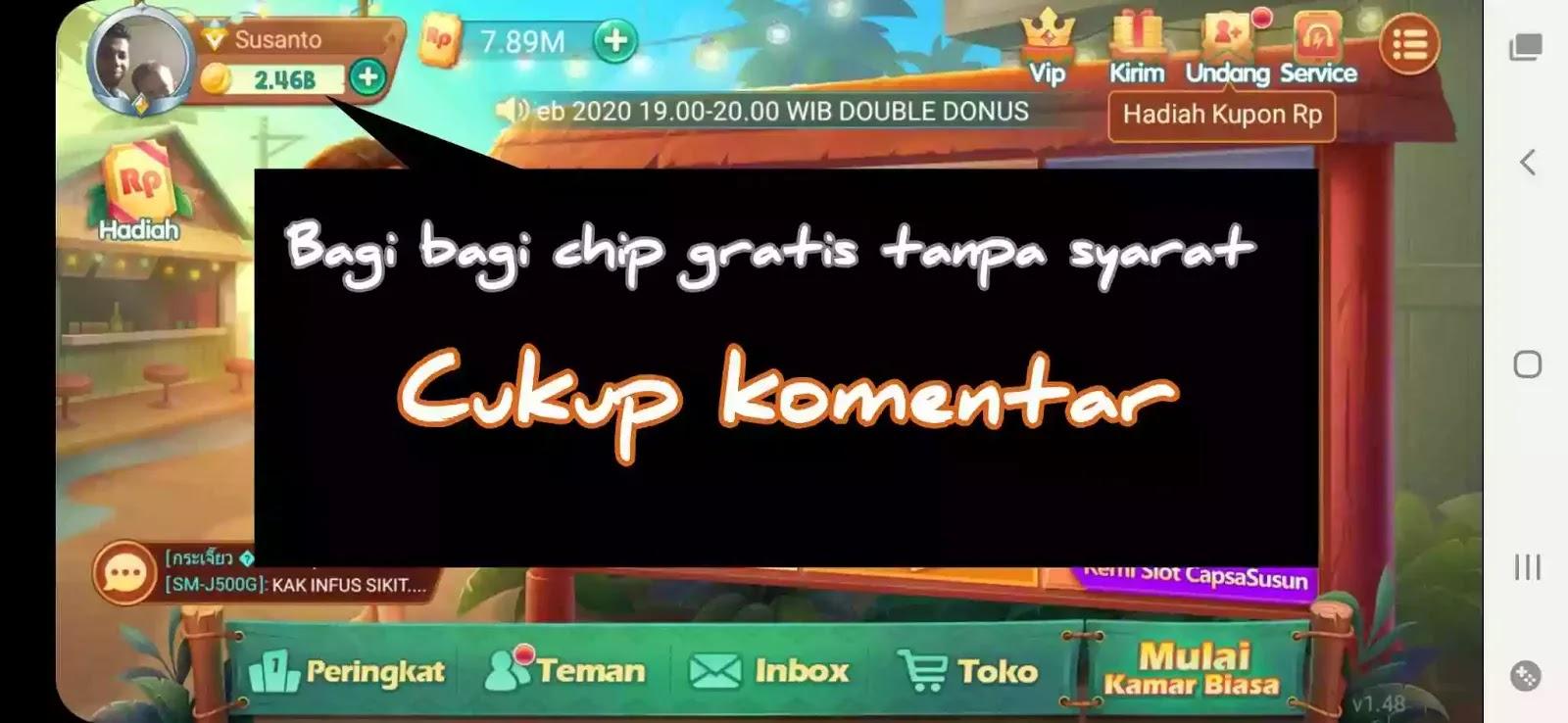 trik nuyul higss domino island mudah work  Gratis Koin Rp Higss Domino Mod Apk 50M