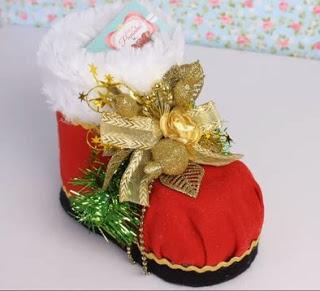 botas-navideñas-reciclaje-botellas