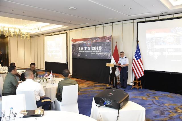 TNI dan Hawaian National Guard Gelar Latihan Keamanan Cyber