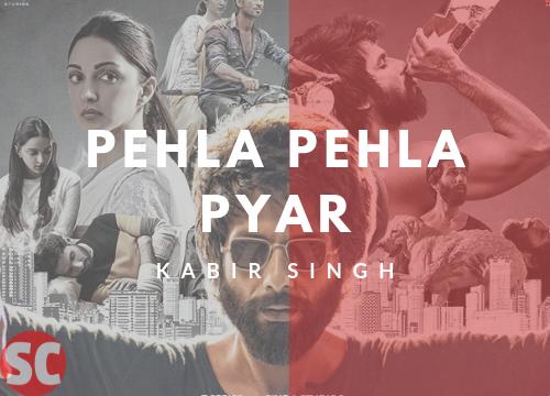 Pehla Pehla Pyar - Kabir Singh Guitar Chords
