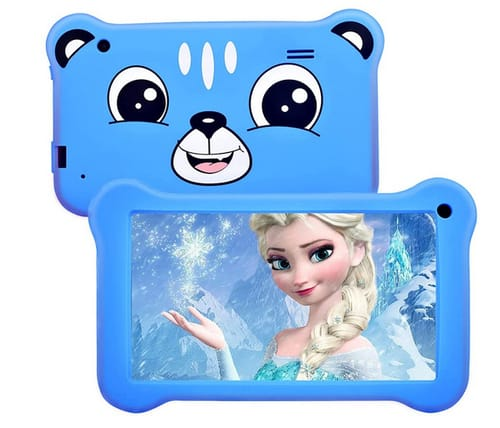 LONGOU 2GB+16GB Dual Camera Kids Tablet