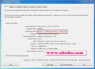 5 Cara Mengetahui Windows 32 Bit Atau 64 Bit