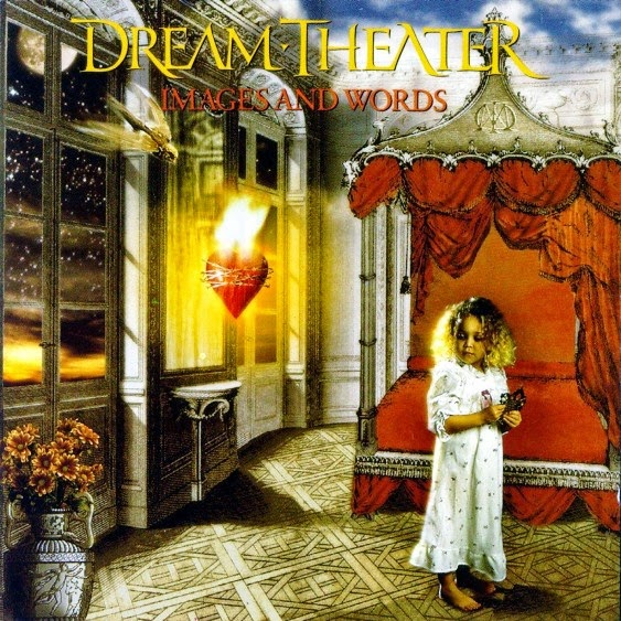 Images & words. Dream Theater