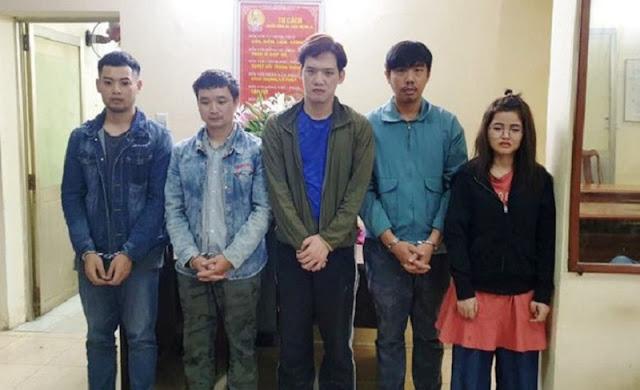 Chề Ngọc Trinh làm gì trong đường dây cho vay lãi cắt cổ của người Trung Quốc : 90%/ tháng?