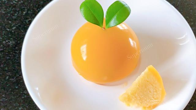 orange cake เค้าลูกส้ม